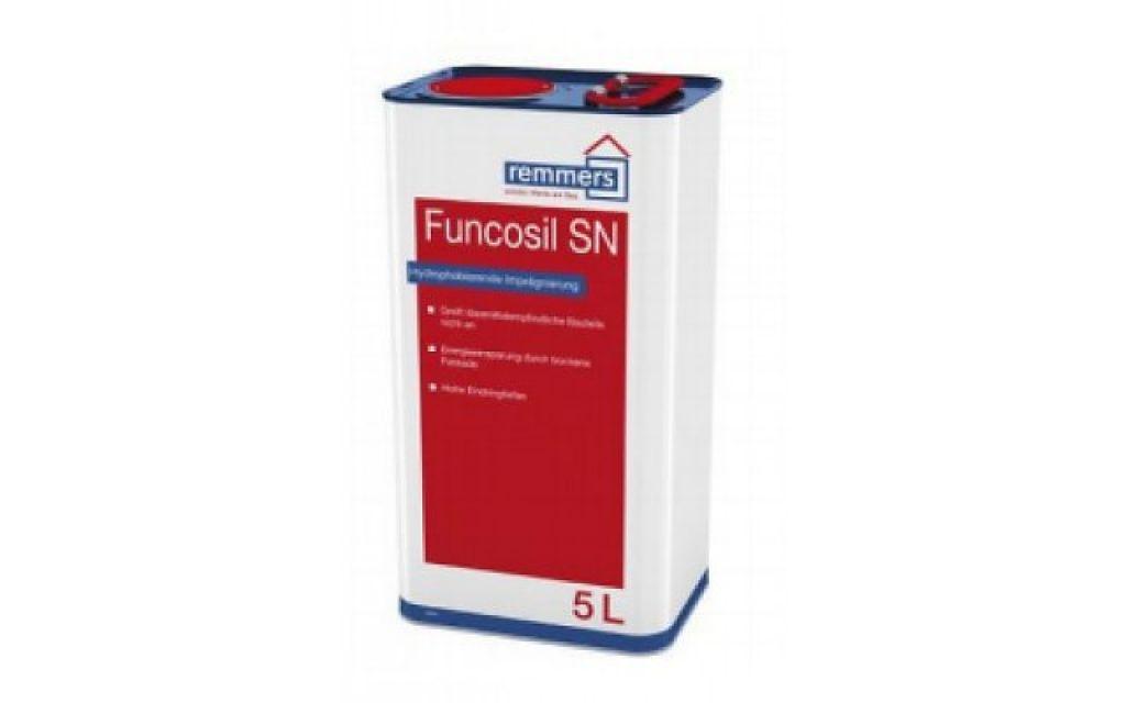 afbeelding blik funcosil SN 0604
